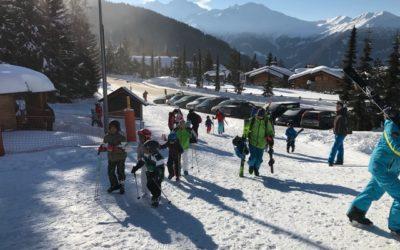 Journées ski Verbier Jan. 19